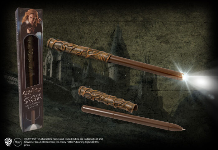 Hermione Illuminating Wand Pen