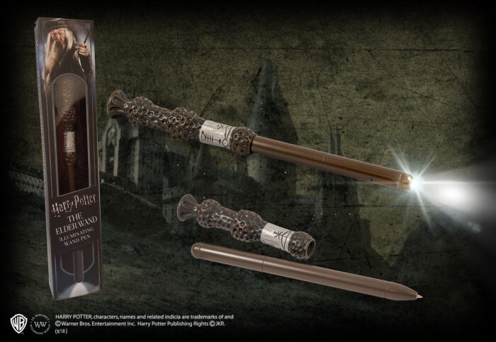 Elder Wand Illuminating Wand Pen