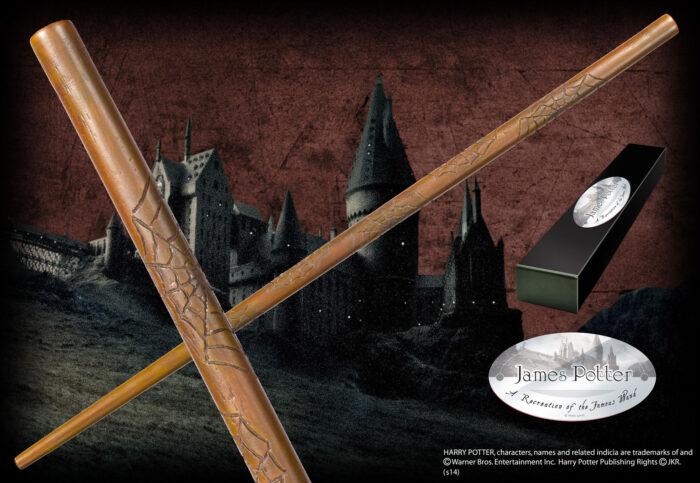 James Potter Character Wand