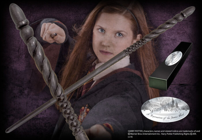 Ginny Weasley Character Wand