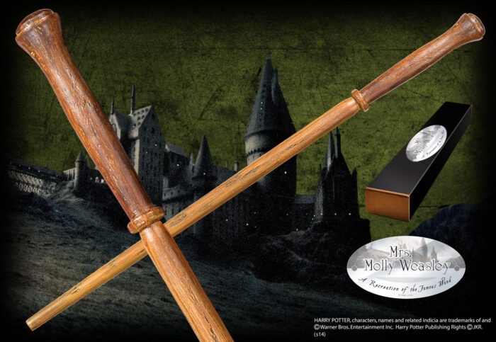 Molly Weasley Character Wand