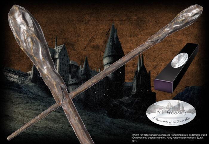 Bill Weasley Character Wand