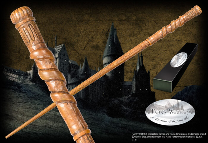 Percy Weasley Character Wand