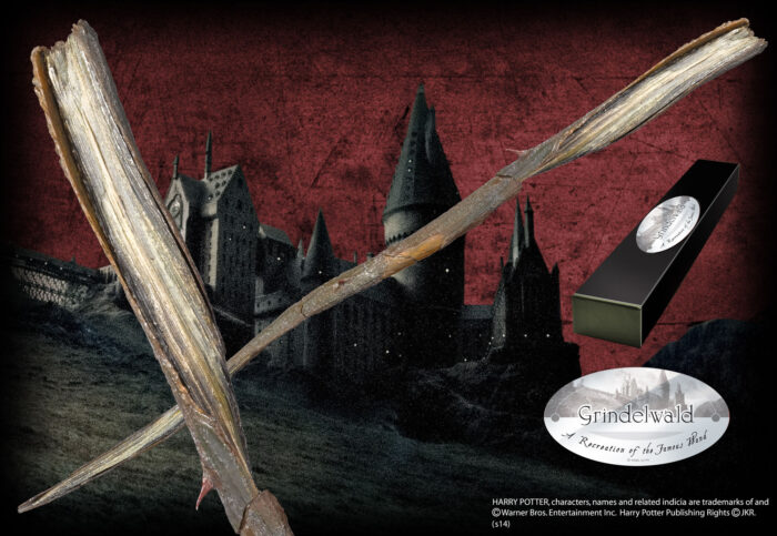 Gellert Grindelwald Character Wand