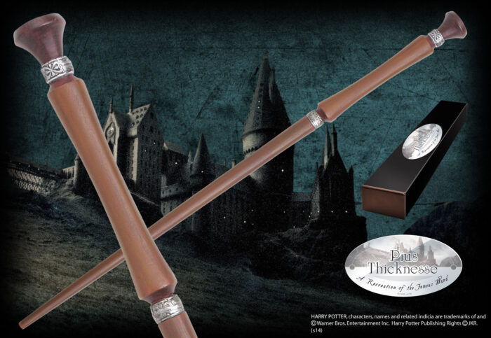 Pius Thicknesse Character Wand