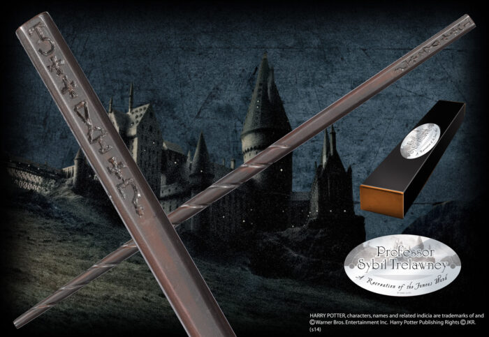 Professor Trelawney Character Wand