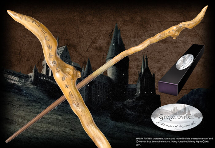 Gregorovitch Character Wand