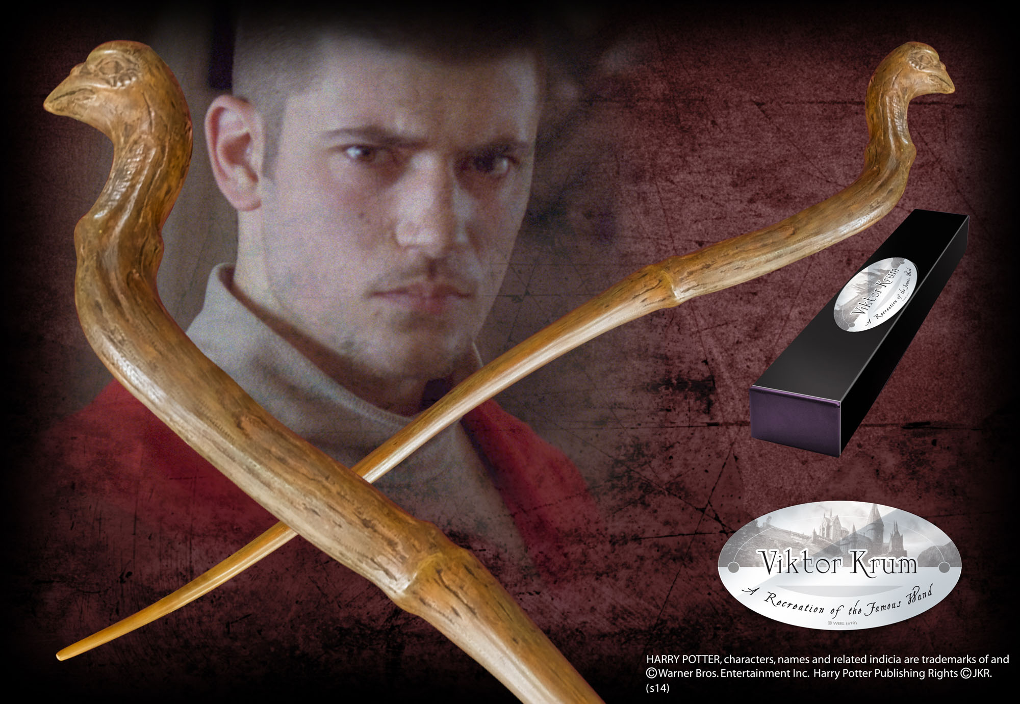 Viktor Krum Character Wand The Noble Collection Uk Easily move forward or backward to get to the perfect spot. viktor krum character wand