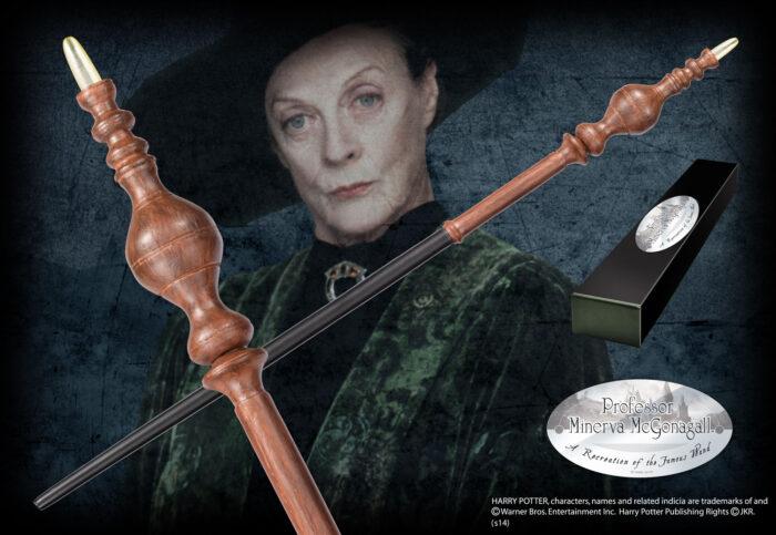 Professor Minerva McGonagall Character Wand