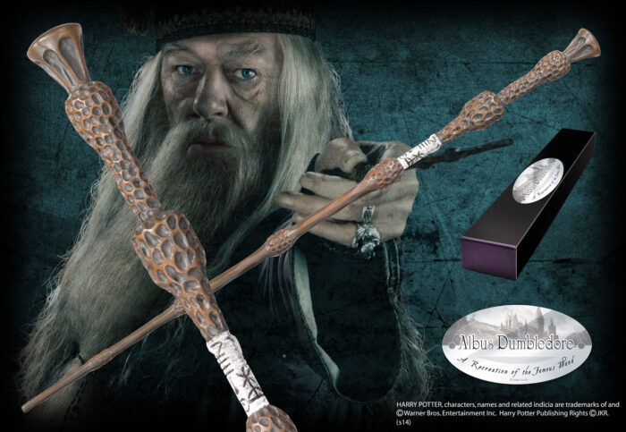 Professor Albus Dumbledore Character Wand