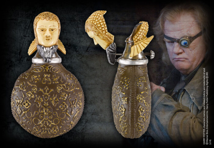 Mad-Eye Moody Flask