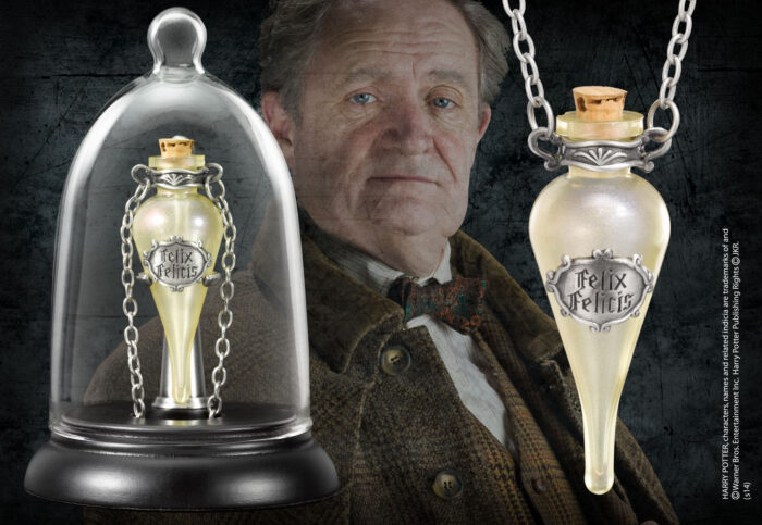 Felix Felicis Pendant and Display