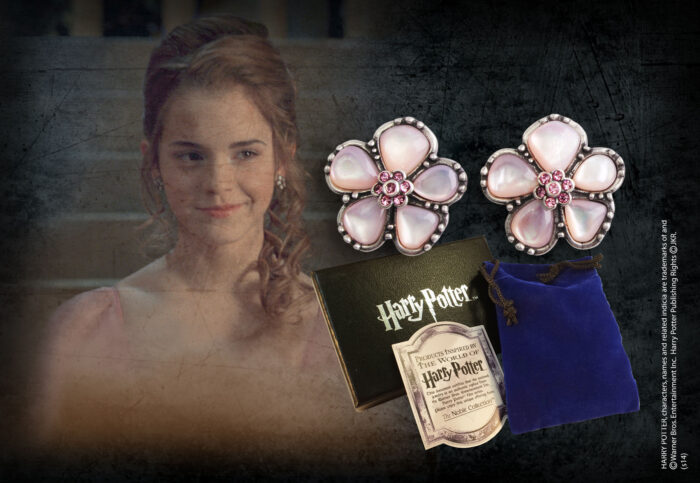Hermione Yule Ball Earrings (costume)