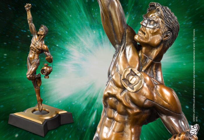Green Lantern Bronze Statue