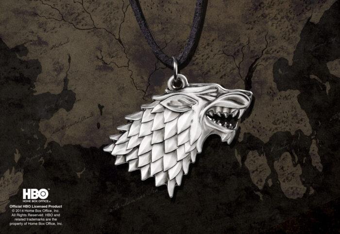 Stark Sigil Costume Pendant