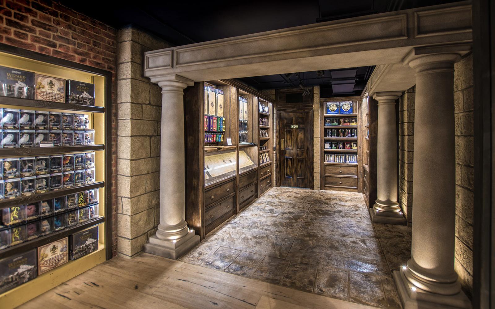 Convent Garden shop interior